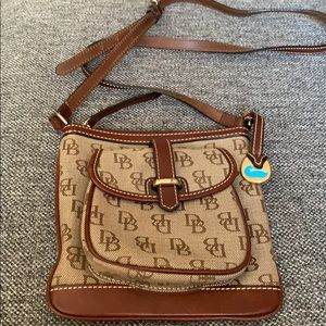 Dooney & Bourke Classic Crossbody Purse.